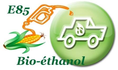 bio-éthanol e85